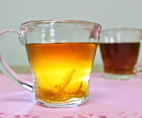 あったか黒酢柚子茶
